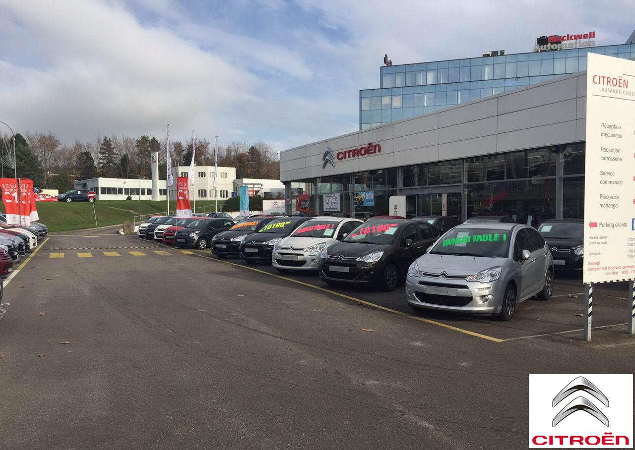 Citro n suisse offre exclusive sur ds3 et ds3 cabrio for Garage citroen romilly sur seine