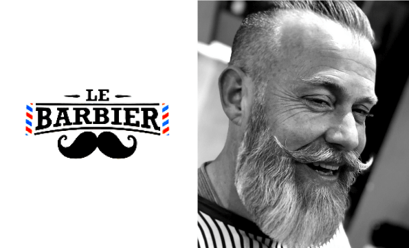 LE BARBIER LAUSANNE | Coupe + barbe = CHF 49.-