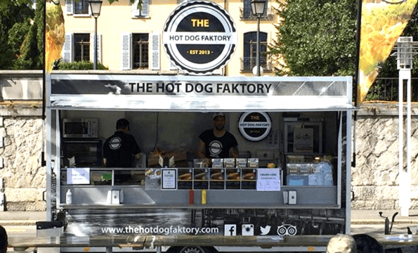 The Hot Dog Faktory Genève | 1 HOT DOG OFFERT