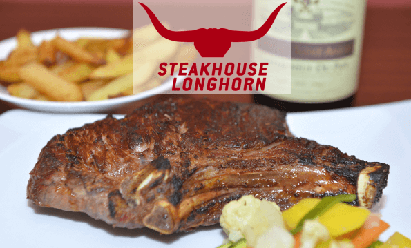 LONGHORN STEAKHOUSE LAUSANNE | CHF 20.- offerts