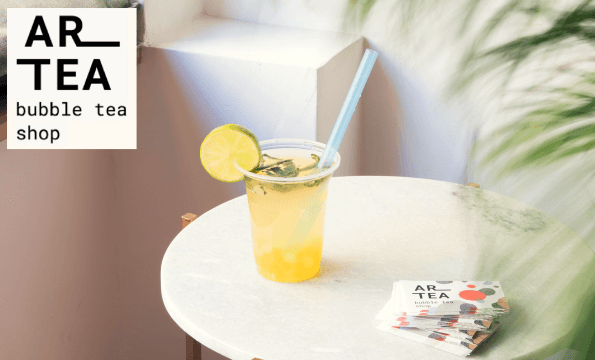ARTEA BUBBLE TEA LAUSANNE | Bubble tea du mois offert
