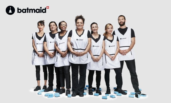 Batmaid | MENAGE A DOMICILE | CHF 40.- offerts