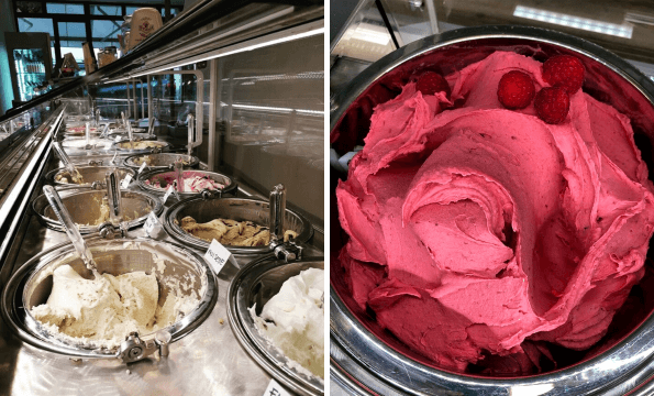 GLACES ITALIENNES MORGES | Glace offerte